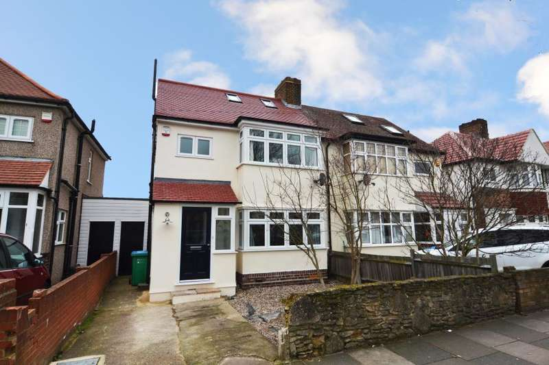 4 Bedrooms Semi Detached House for rent in Nelson Road, Twickenham, TW2
