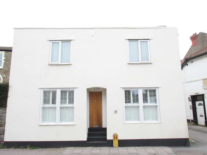 2 Bedrooms Apartment Flat for sale in Old Street, Clevedon, Bristol