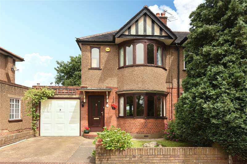 2 Bedrooms End Of Terrace House for sale in Exmouth Road, South Ruislip, Middlesex, HA4