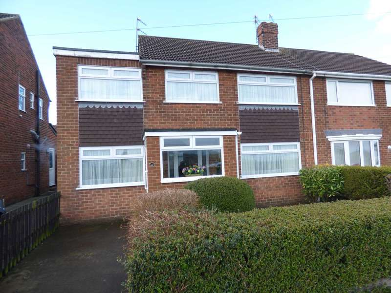 4 Bedrooms Semi Detached House for sale in Pontac Road, New Marske