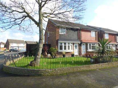 3 Bedrooms Semi Detached House for sale in Rishton Close, Liverpool, Merseyside, L5