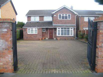 6 Bedrooms Detached House for sale in Chester Road, Winsford, Cheshire, CW7