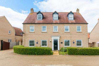 6 Bedrooms Detached House for sale in Bridgnorth Drive, Kingsmead, Milton Keynes, Buckinghamshire