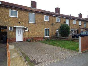 3 Bedrooms Terraced House for sale in Breadlands Road, Willesborough, Ashford, Kent