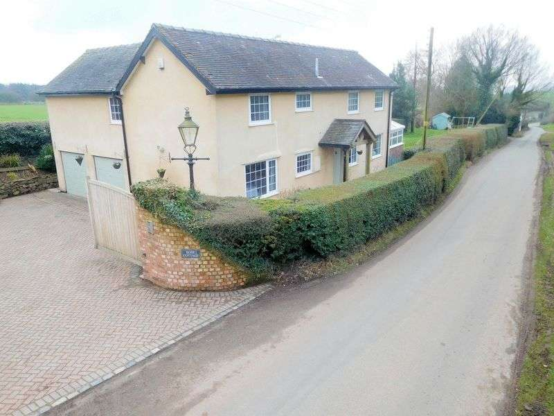 4 Bedrooms Detached House for sale in Old Road, Stone