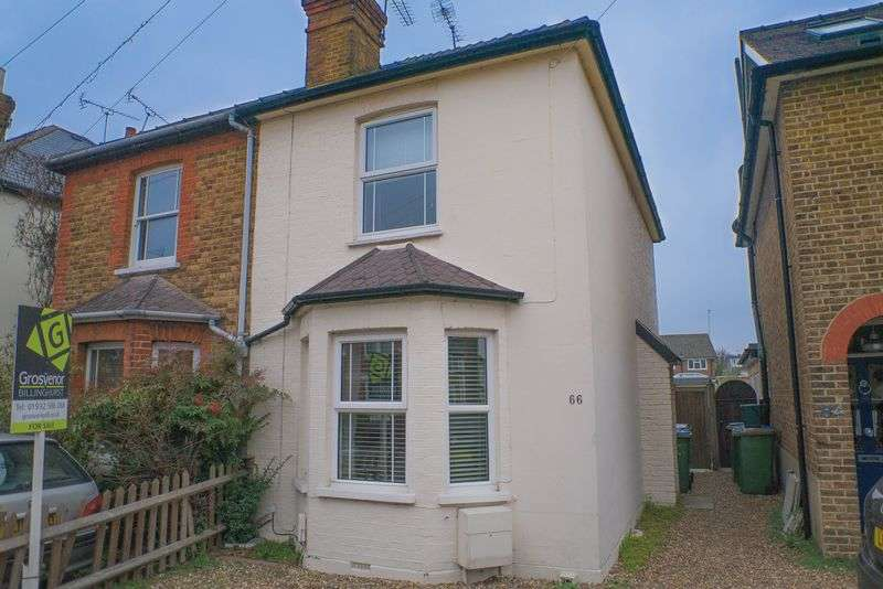 2 Bedrooms Semi Detached House for sale in Anyards Road, Cobham
