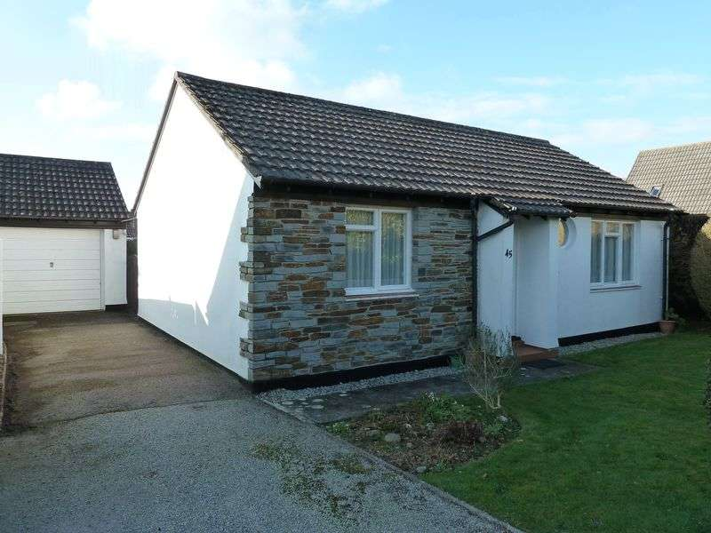 2 Bedrooms Detached Bungalow for sale in Trehannick Close, Bodmin