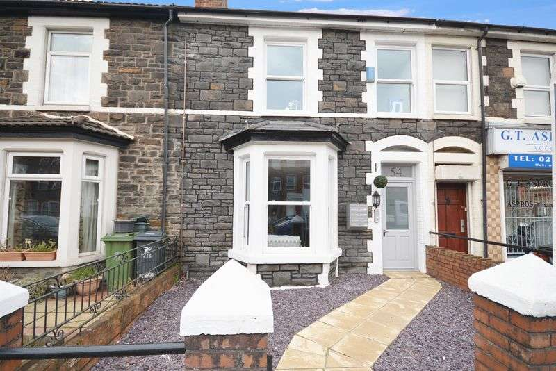 1 Bedroom Flat for sale in Penarth Road, Grangetown, Cardiff