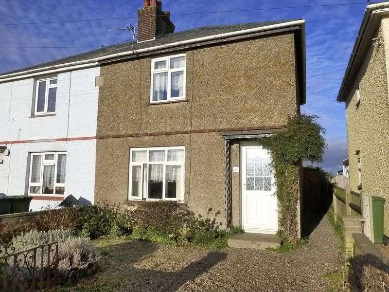 3 Bedrooms Semi Detached House for sale in Martham