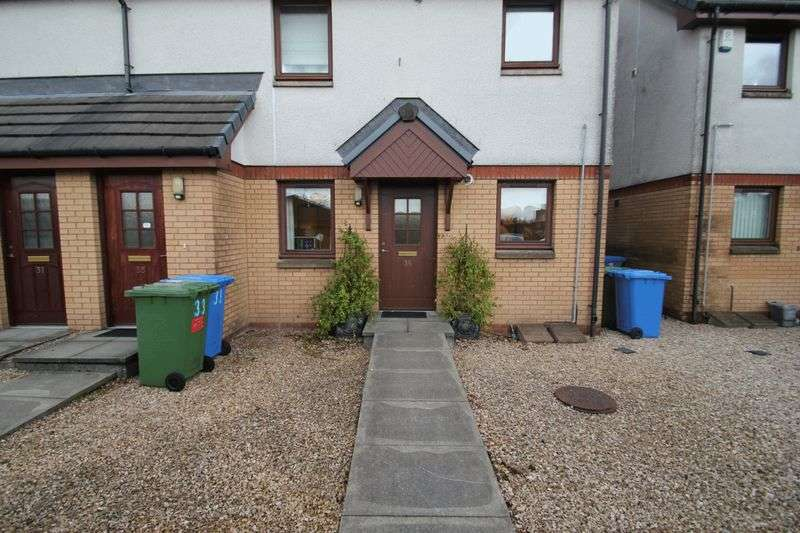 2 Bedrooms Flat for sale in Finglen Crescent, Alloa