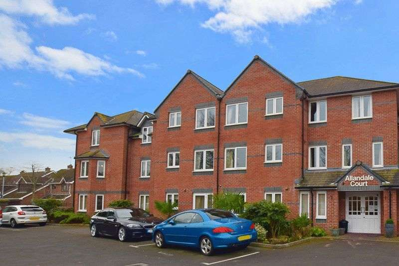 2 Bedrooms Retirement Property for sale in Allandale Court, Burnham-on-Sea, TA8 2BT