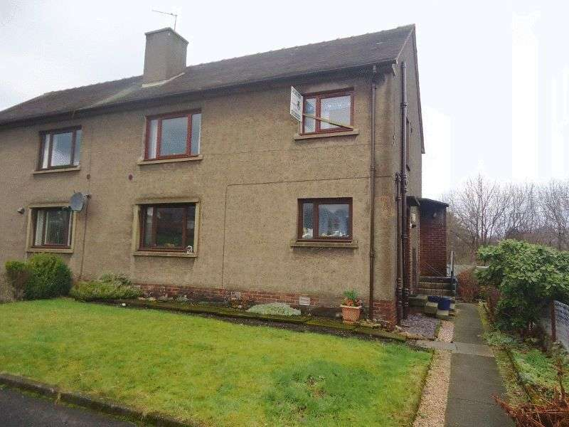1 Bedroom Flat for sale in Keilarsbrae, Alloa