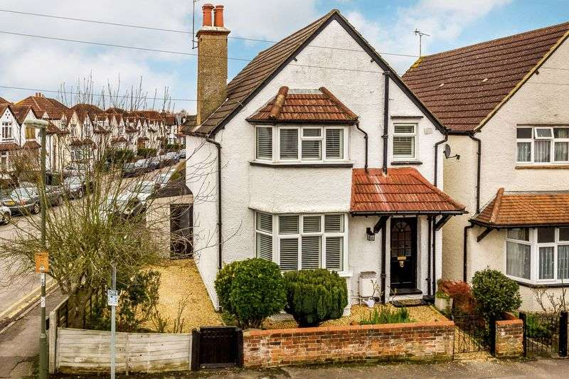 3 Bedrooms Detached House for sale in Weston Road, Guildford