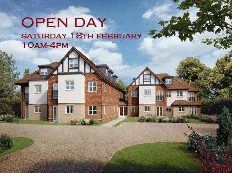 2 Bedrooms Property for sale in Limpsfield Road, Warlingham