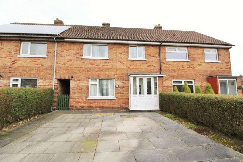 3 Bedrooms Terraced House for sale in Sturgess Close, Ormskirk