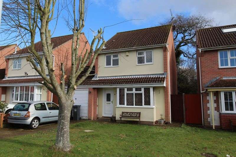 3 Bedrooms Detached House for sale in Juniper Close, Worthing