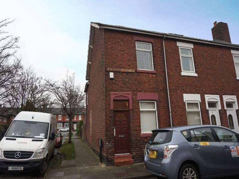 3 Bedrooms Terraced House for sale in Lennox Road, Normacot, Stoke-On-Trent, ST3 4JU