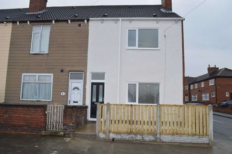 3 Bedrooms Terraced House for sale in Green Lane, Castleford