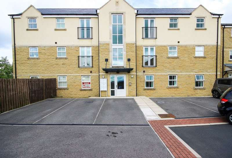 2 Bedrooms Apartment Flat for sale in Birkshead Mews, Bradford, West Yorkshire, BD15