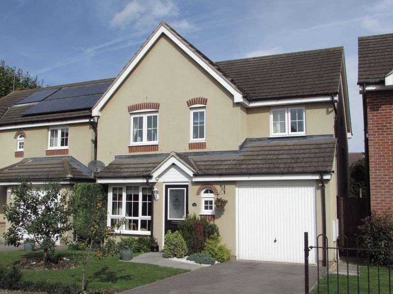 4 Bedrooms Detached House for sale in Imperial Way, Thatcham