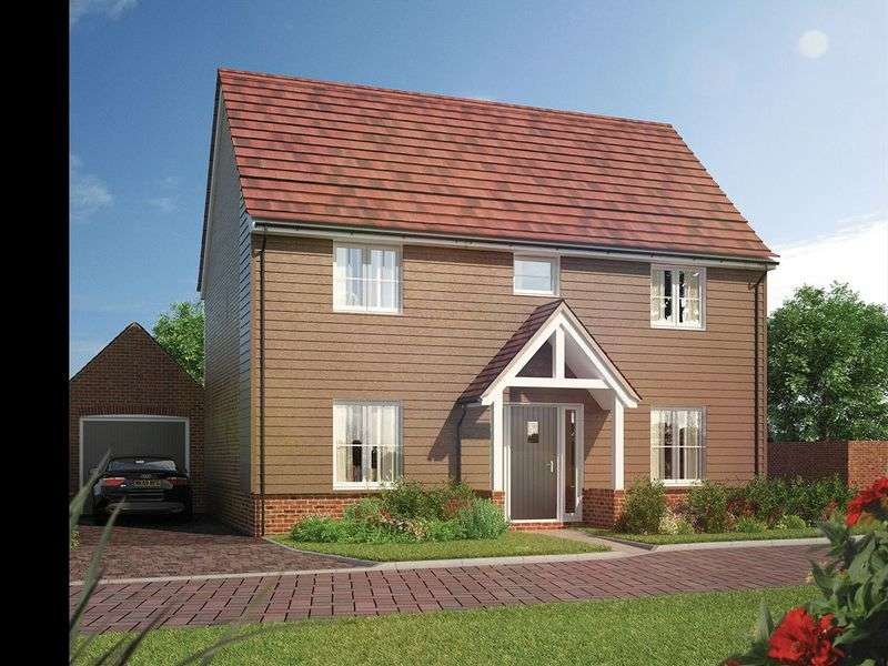 4 Bedrooms Detached House for sale in The Rosemoor, Bessels Way, Blewbury