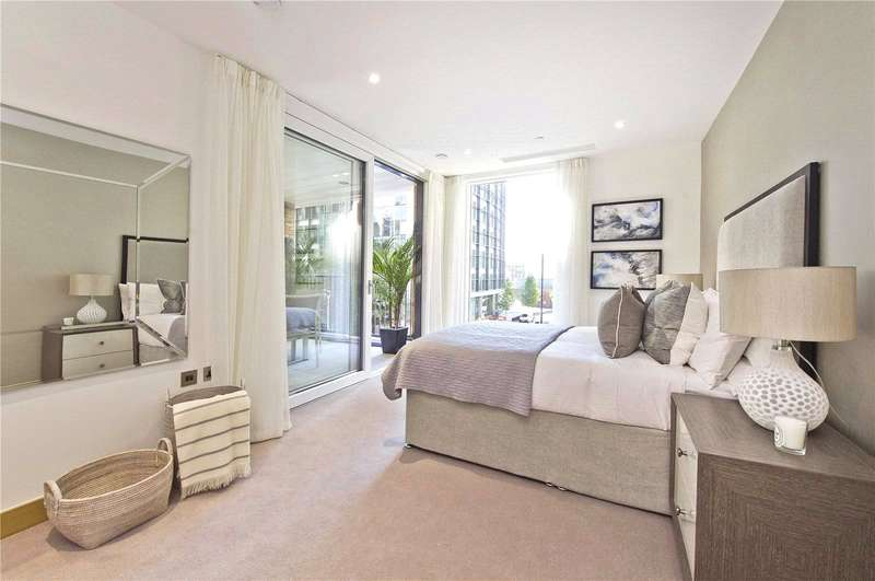 2 Bedrooms Flat for sale in Paddington Exchange, London, W2