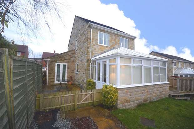 4 Bedrooms Detached House for sale in Willowbank Grove, Kirkheaton, HUDDERSFIELD, West Yorkshire