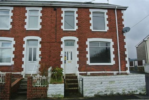 2 Bedrooms End Of Terrace House for sale in Manor Road, Abersychan, PONTYPOOL