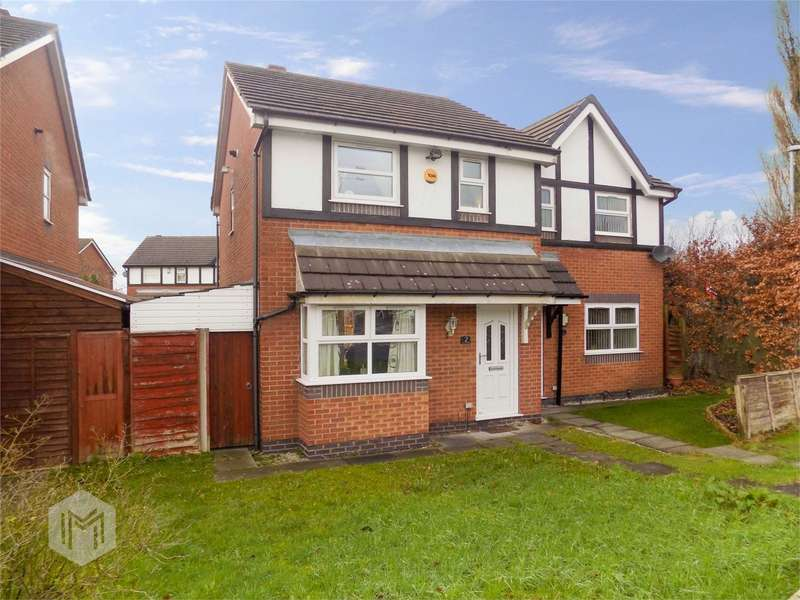 3 Bedrooms Semi Detached House for sale in The Brambles, Coppull, Chorley, Lancashire