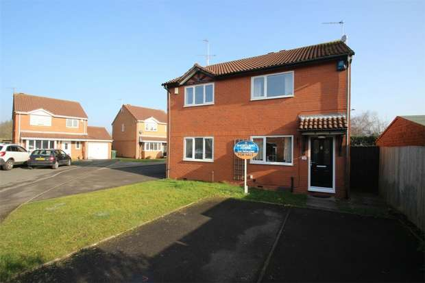 2 Bedrooms Semi Detached House for sale in Anson Way, Walsgrave, Coventry
