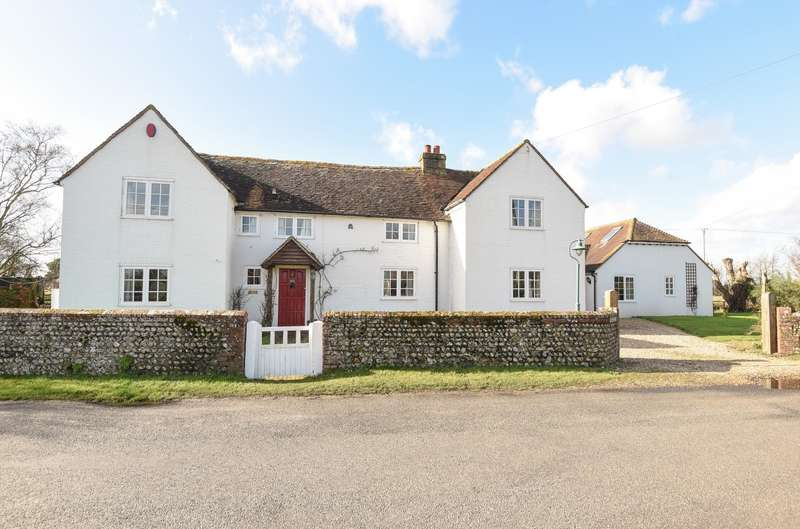 6 Bedrooms Detached House for sale in Merston, Chichester, PO20