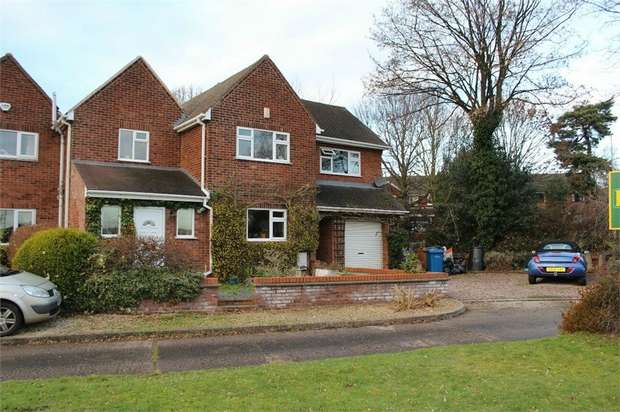 4 Bedrooms Semi Detached House for sale in Cricket Lane, Lichfield, Staffordshire