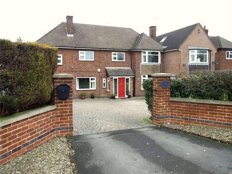 6 Bedrooms Detached House for sale in Woodside, Morley, Ilkeston, Derbyshire, DE7