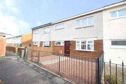 3 Bedrooms Terraced House for sale in Mauchline Avenue, Kirkintilloch, Glasgow, East Dunbartonshire