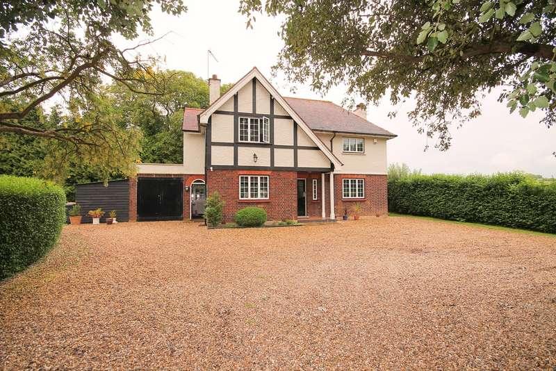 3 Bedrooms Detached House for sale in Rushden Road, Bletsoe, MK44