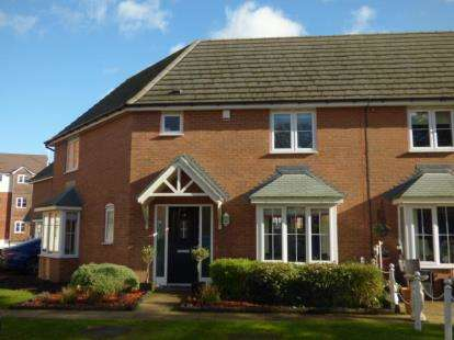 3 Bedrooms Semi Detached House for sale in The Laurels, Fazeley, Tamworth