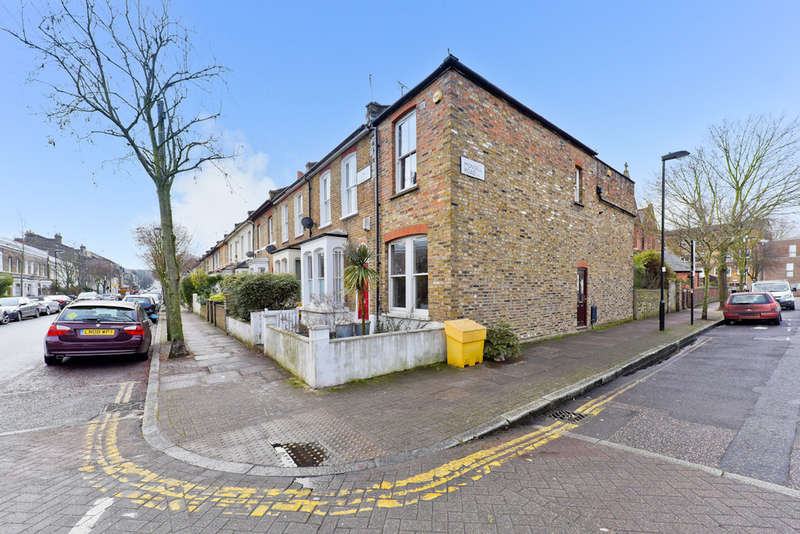 2 Bedrooms End Of Terrace House for sale in Avenell Road N5 1DP