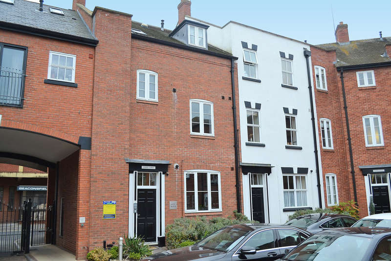 1 Bedroom Flat for sale in Charter Mews, Sandford Street, Lichfield