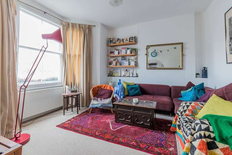 2 Bedrooms Flat for sale in Jerningham Road, Telegraph Hill, London, SE14 5NH