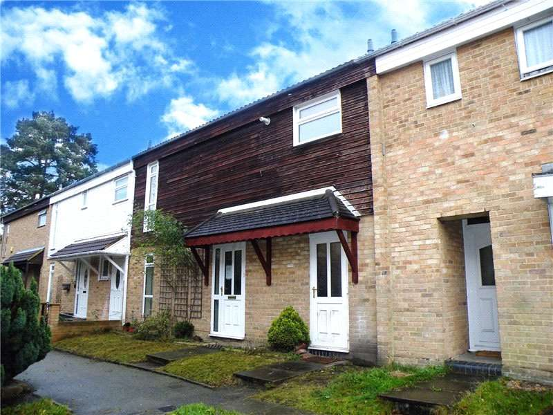 3 Bedrooms Terraced House for sale in Pembroke, Hanworth, Bracknell, Berkshire, RG12