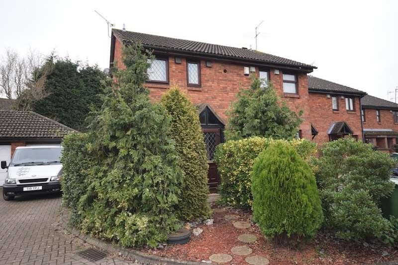 2 Bedrooms End Of Terrace House for sale in Withey Meadows, Horley, Surrey, RH6