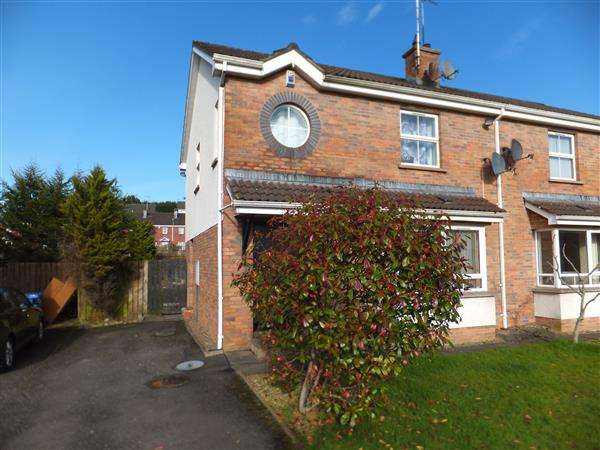 3 Bedrooms Semi Detached House for sale in 6 Ashdale