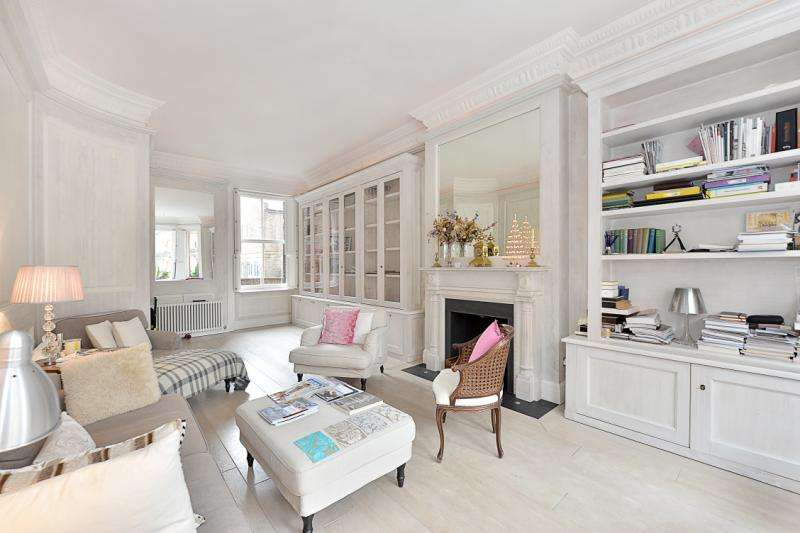 3 Bedrooms Flat for sale in Rosary Gardens, London, SW7