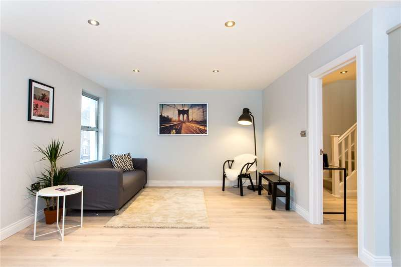 3 Bedrooms Maisonette Flat for sale in Lime Grove, Shepherds Bush, W12