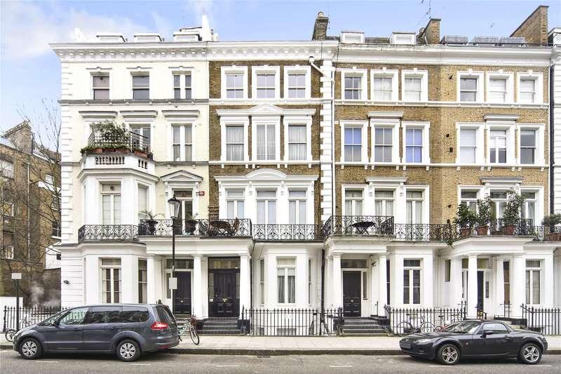 3 Bedrooms Flat for sale in Collingham Place, South Kensington, London, SW5