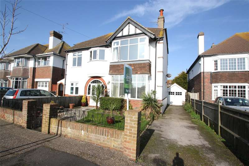 2 Bedrooms Apartment Flat for sale in Pevensey Road, West Worthing, West Sussex, BN11