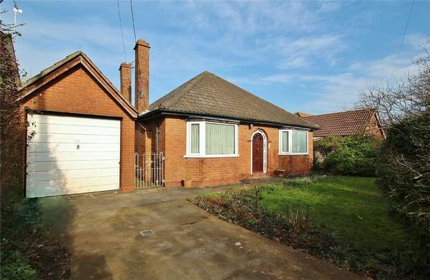 3 Bedrooms Detached Bungalow for sale in Down Road, Portishead, North Somerset
