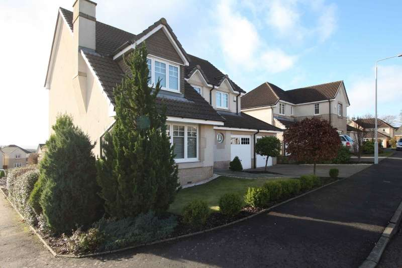 4 Bedrooms Detached House for sale in Woodruff Gait, Dunfermline, Fife, KY12 0NL