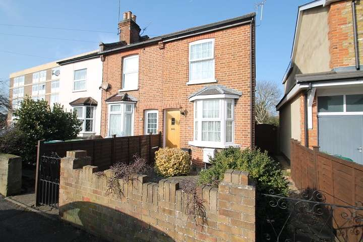 2 Bedrooms House for sale in Edgell Road, Staines-Upon-Thames, TW18