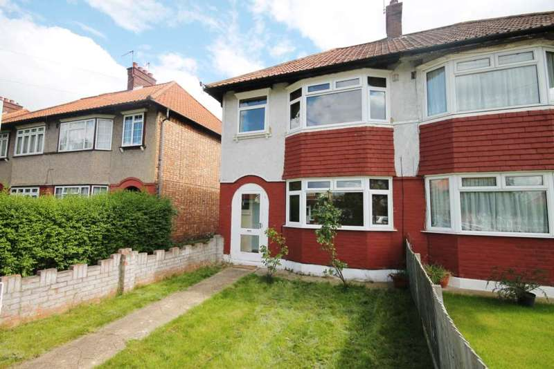 3 Bedrooms Semi Detached House for sale in Groveland Way, New Malden